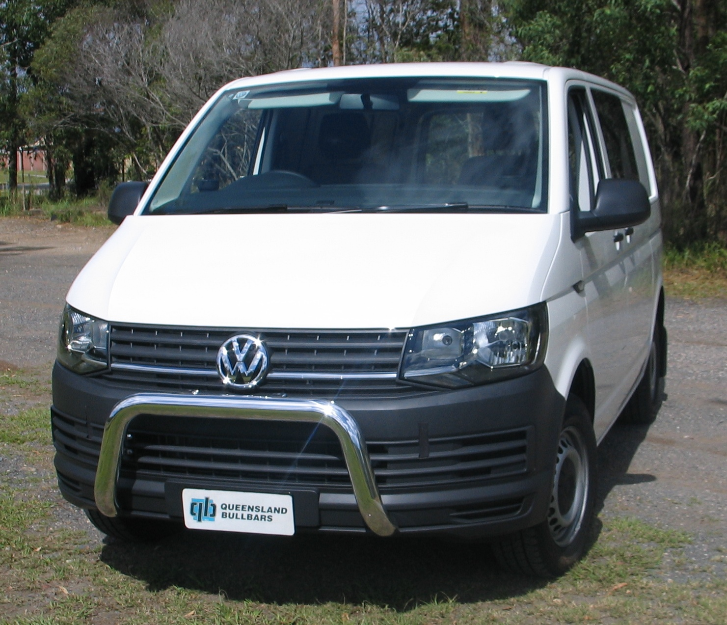 Volkswagen Transporter T6 - QLD Bullbars
